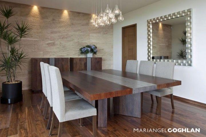 Encuentros de personas y alimentos espacios for Decoracion de cocinas comedores modernos