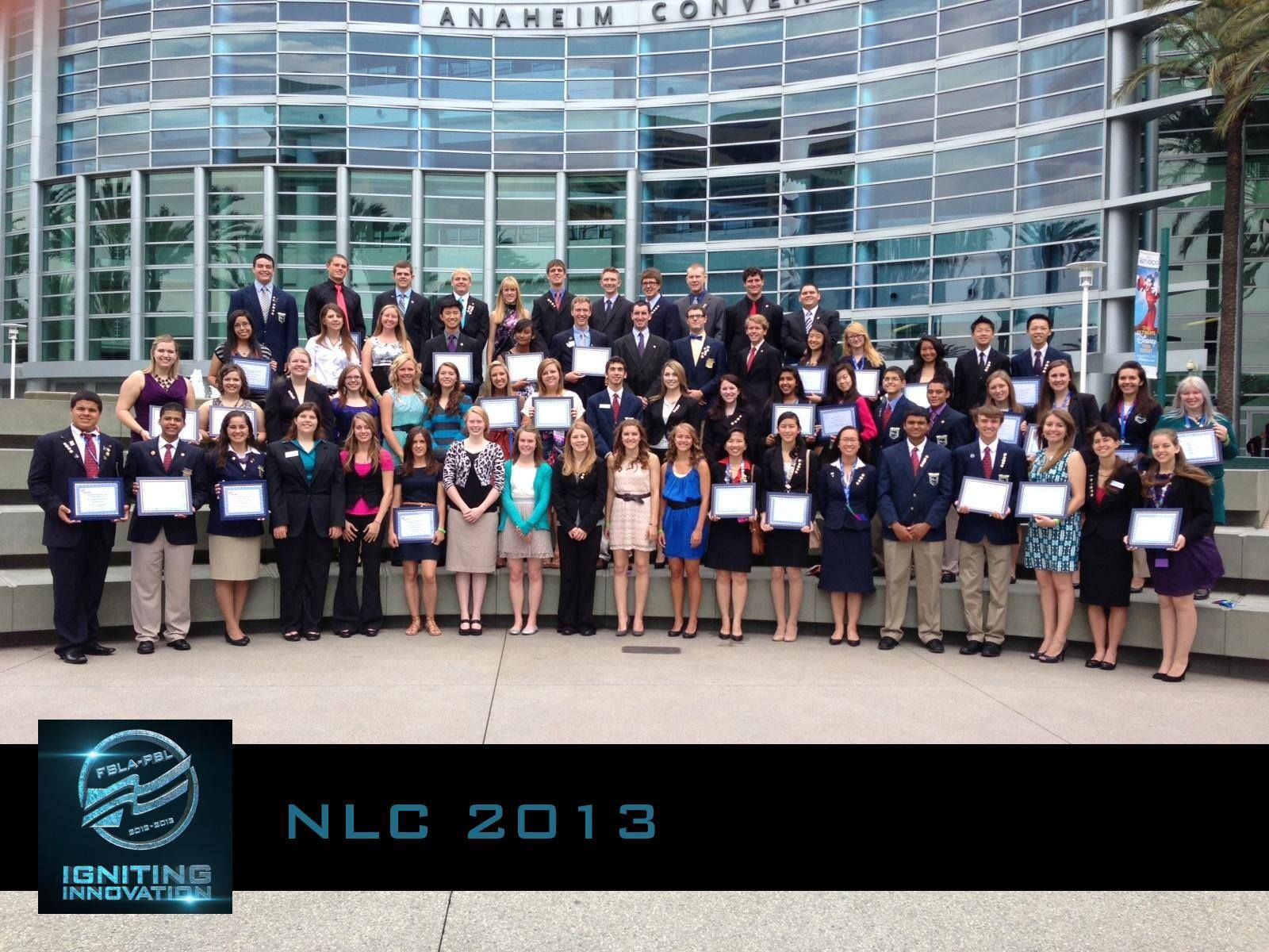 America Award winners 2012-2013
