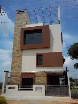 Plano De Casa 5x5 2 Pisos Casa Economica Youtube En 2020 Planos De Casas Economicas Contruccion De Casas Planos De Casas