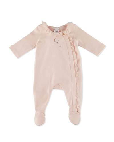3ec94287c Z1QQP Chloe Chic Collared Footie Pajamas