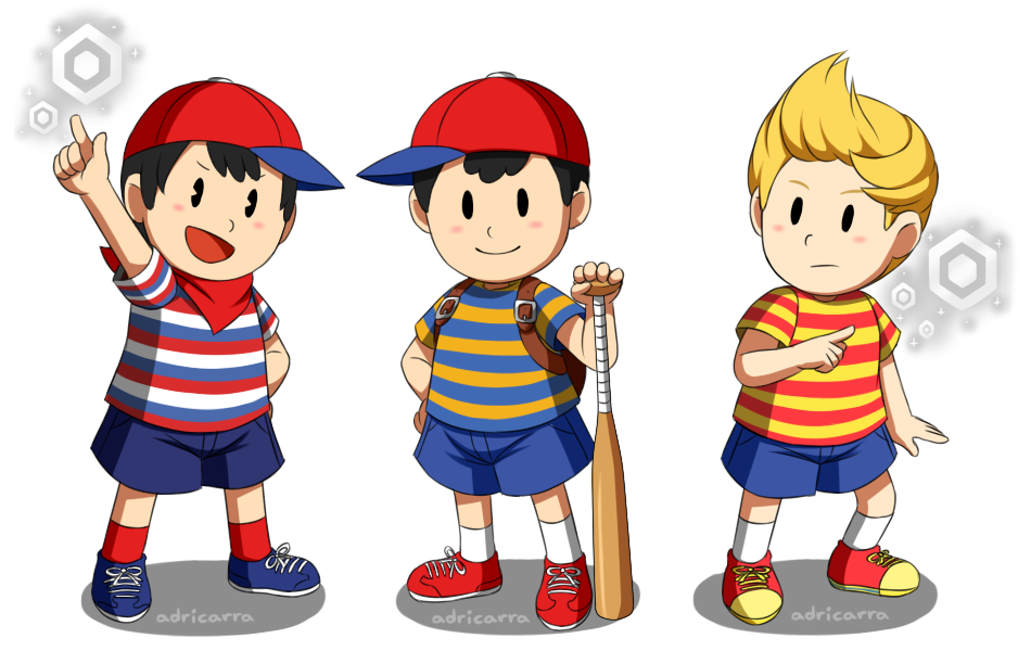 Earthbound Ness S Room