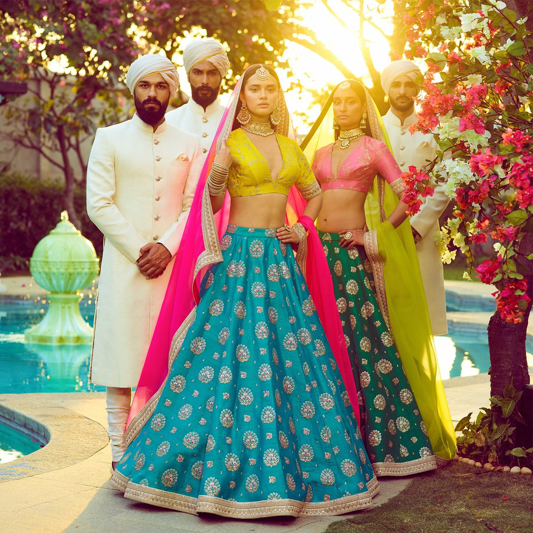 Sabyasachi are constantly redefining Indian bridal wear. \'An Endless ...