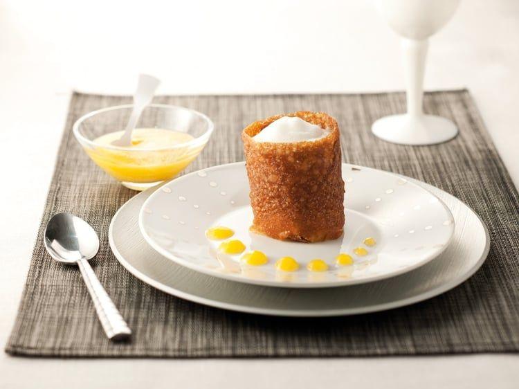 Dessert chic pour noel