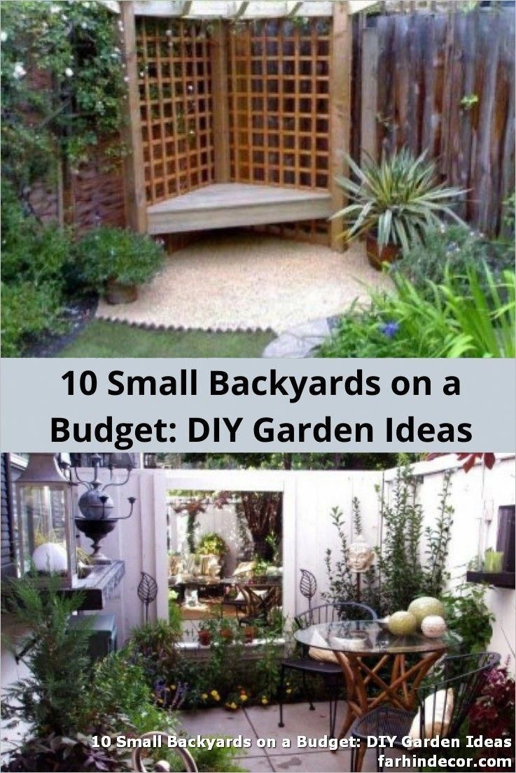 Raised Garden Bed With Fence Small Backyard Backyard Diy Backyard Landscaping Diy backyard projects youtube