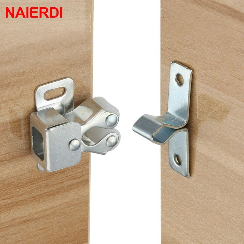 Cheap Cabinet Catches Buy Directly From China Suppliers Naierdi 2pcs Door Stop Closer Stoppers Damper Buffer Mag Fitted Furniture Door Stopper Cabinet Catches