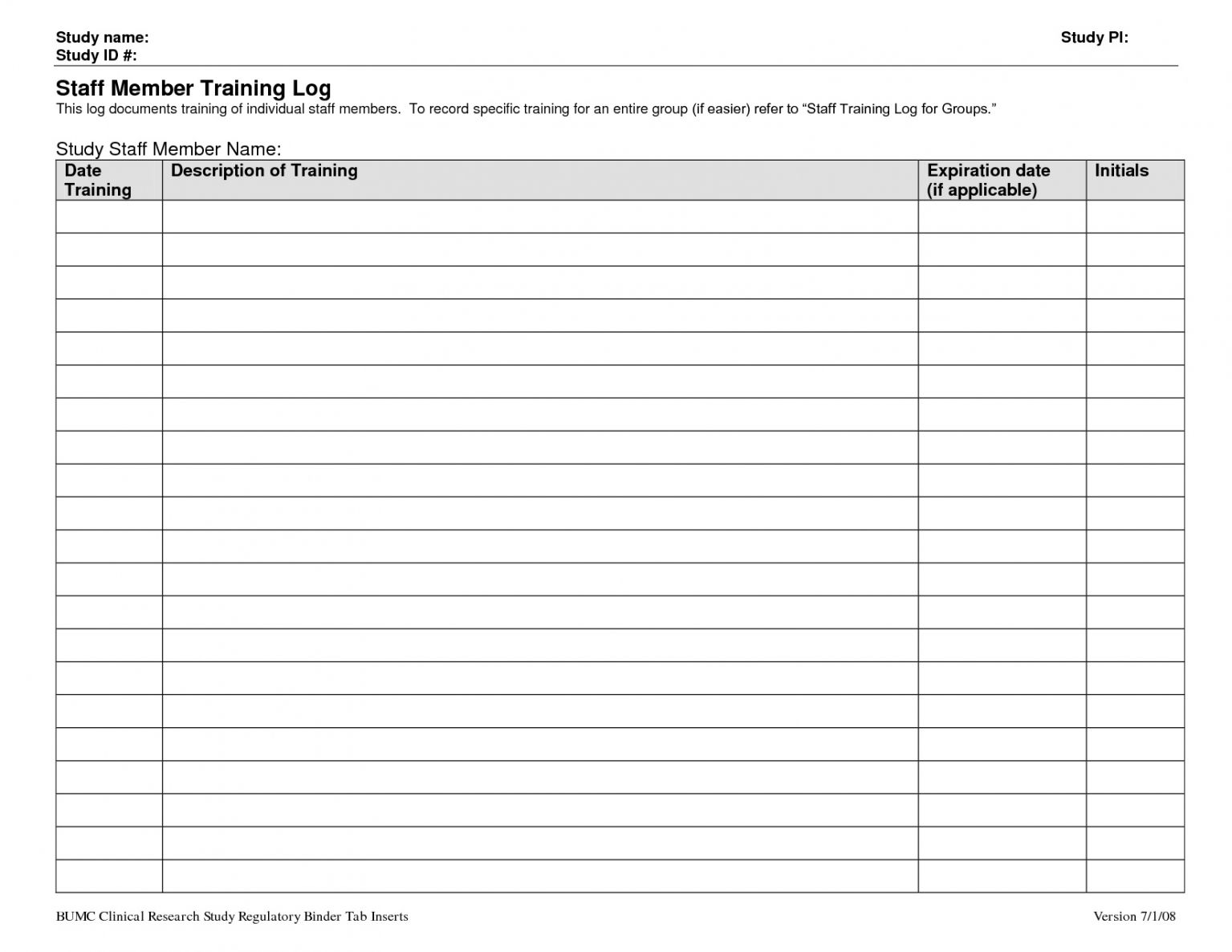 Editable Employee Aining Log Template Excel Spreadsheet Collections Employee Training Log Tem Employee Training Templates How To Find Out Employee training record template excel