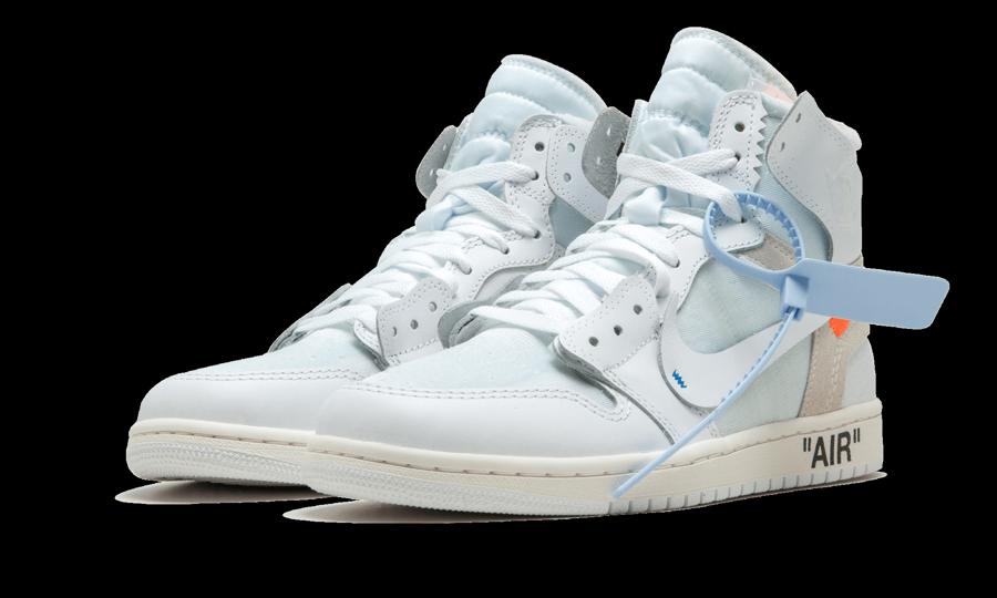 Air Jordan 1 X Off White Euro Release Aq0818 100 In 2021 Jordan Shoes Girls Air Jordans Off White Shoes