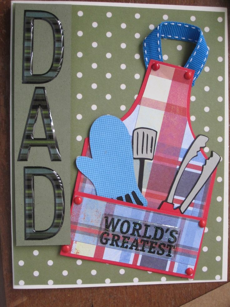 Stampin Up Fathers Day Cards