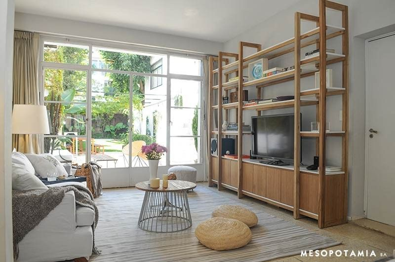 Biblioteca camaro mesopotamia ideas para mi casa for Muebles bibliotecas para living