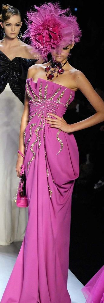 CHRISTIAN DIOR BY JOHN GALLIANO BEADED GOWN DRESS HANGER COVER 36 FR ...