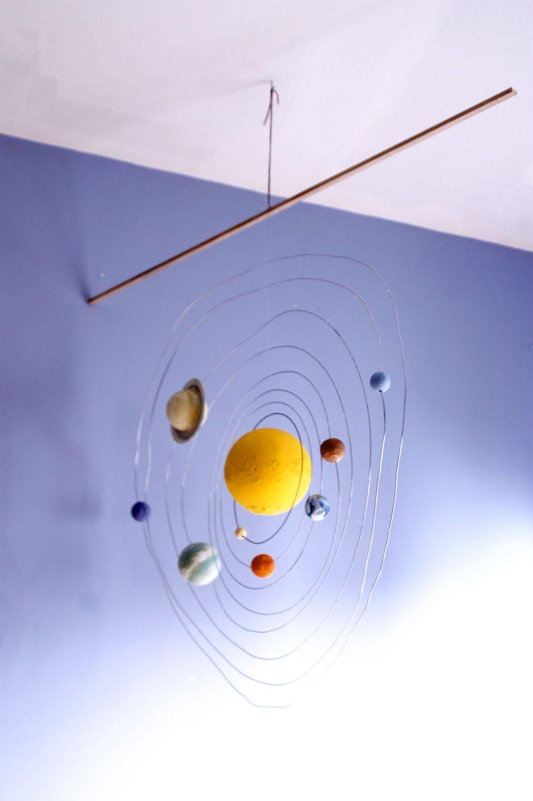 Ya tenemos montado el sistema solar que os prometimos for Primicias ya para movil