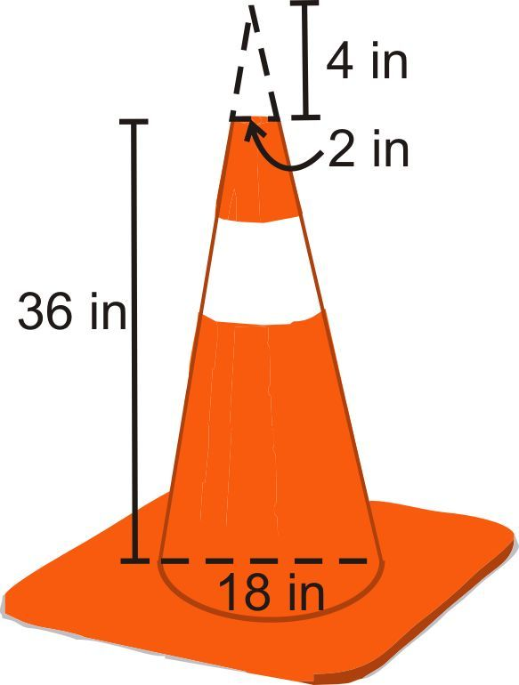 Surface Area And Volume Of Cones Read Geometry Ck