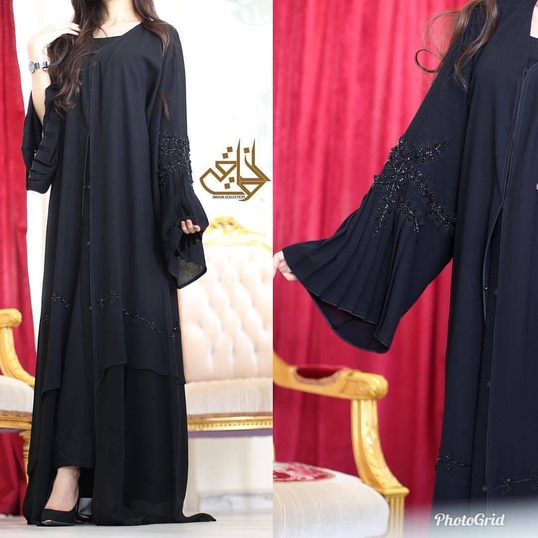Repost Athwaqi With Instatoolsapp متوفره تسليم فوري ٣٨ ريال Subhanabayas ازياء عبايات عباية أنا Abaya Designs Abaya Fashion Abayas Fashion