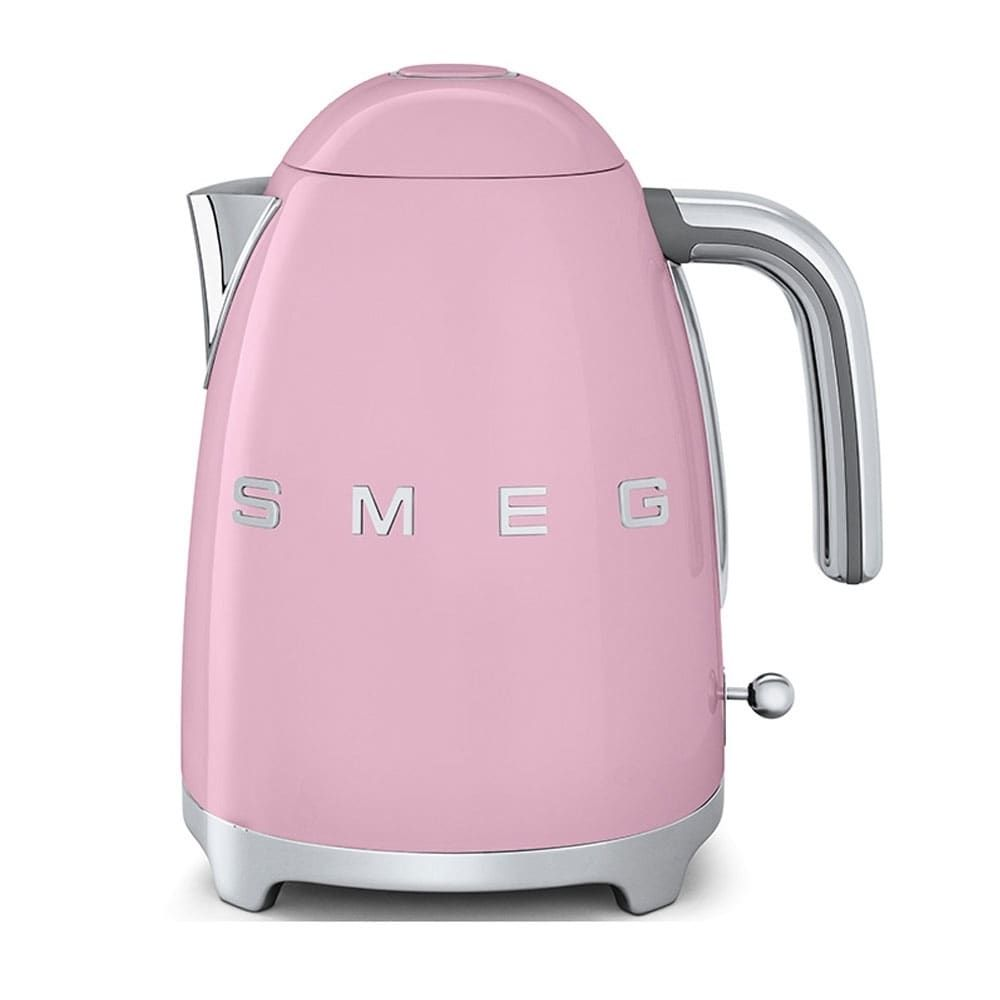 Pink Stainless Steel Electric Kettle /& Toaster Set
