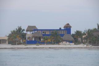 Telchac Puerto - villa playa bonita