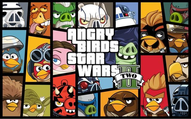 Rovio S Angry Birds Star Wars 2 Channels Its Inner Gta 5 Angry