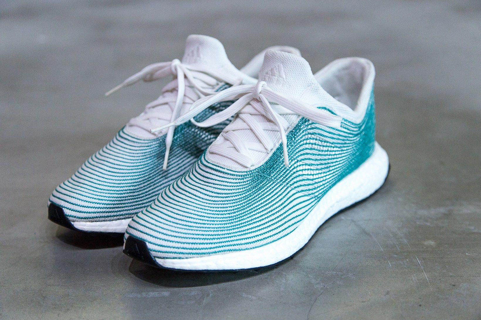 pretty nice 630fe a38bf Closer Look at adidas Parley Sustainable Shoe
