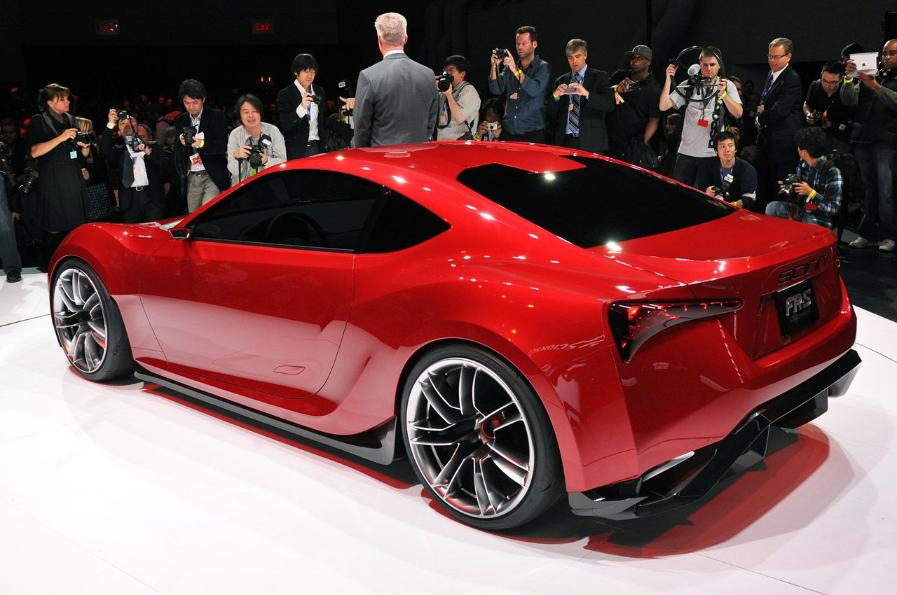2020 Scion FR-S Redesign and Review