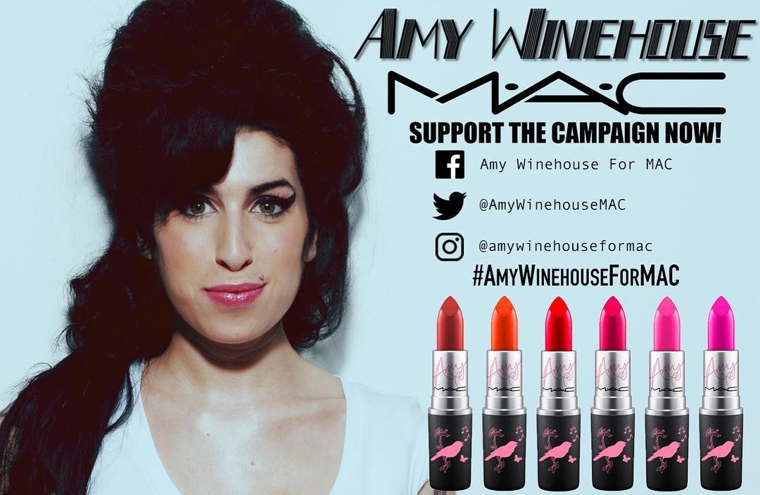 We Need Your Support We Need Mitchwinehouse Amysfoundation Maccosmetics Attention On This Please Sign The Petitio Amy Winehouse Winehouse Amazing Amy
