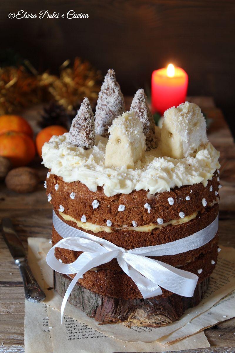 Christmas Cake La Torta Natalizia Da Portare In Tavola Per Le