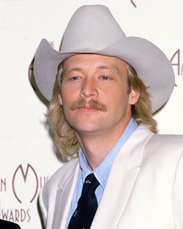 Oldie But Goodie I Love His Long Blonde Hair Alan Jackson