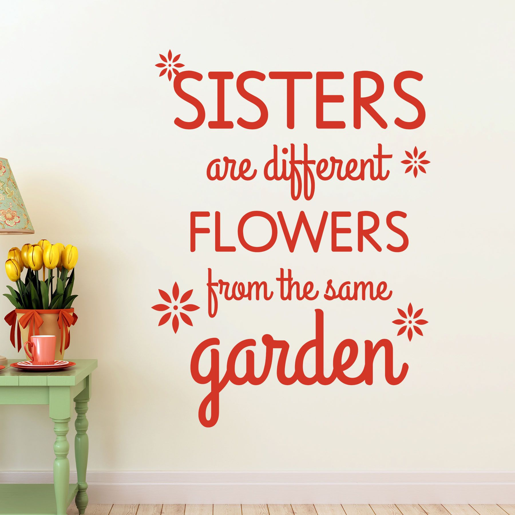 Select Quotes Sisters  Walls Inspirational And Friendship