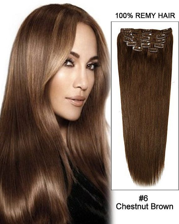 Dark Brown 6 Weft I Tips U Tips Or Tape 7a Grade Remi