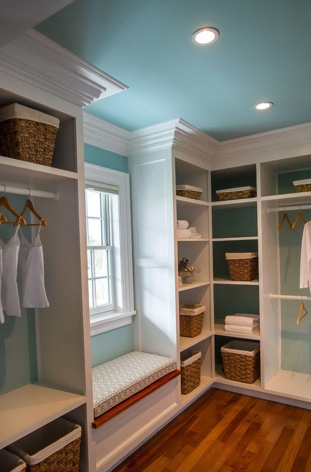 Impressive Yet Elegant Walk In Closet Ideas Small Walk In Closet
