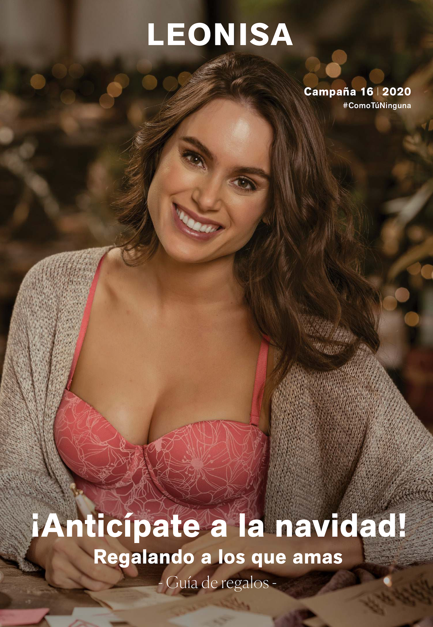 Leonisa Preventa Navidad 16 20 Undergarments Bra Fashion