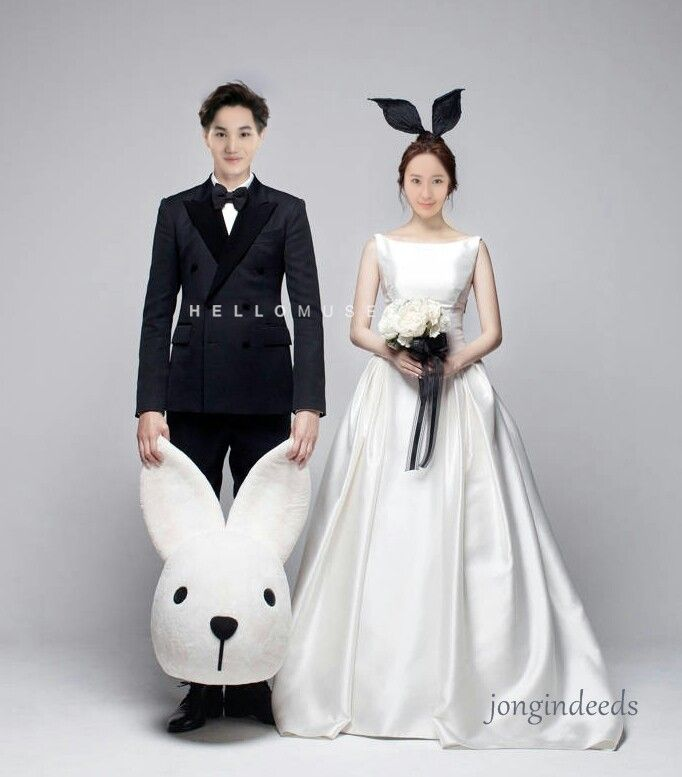 cool wedding shot ideas%0A Kaistal cute prewedding pictures  kaistal  kai  krystal  exo  f