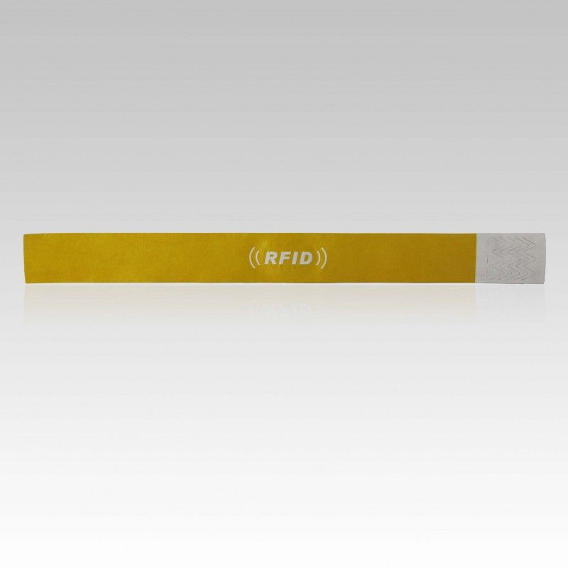 TK4100 Paper Wristband For Patient In Hospital