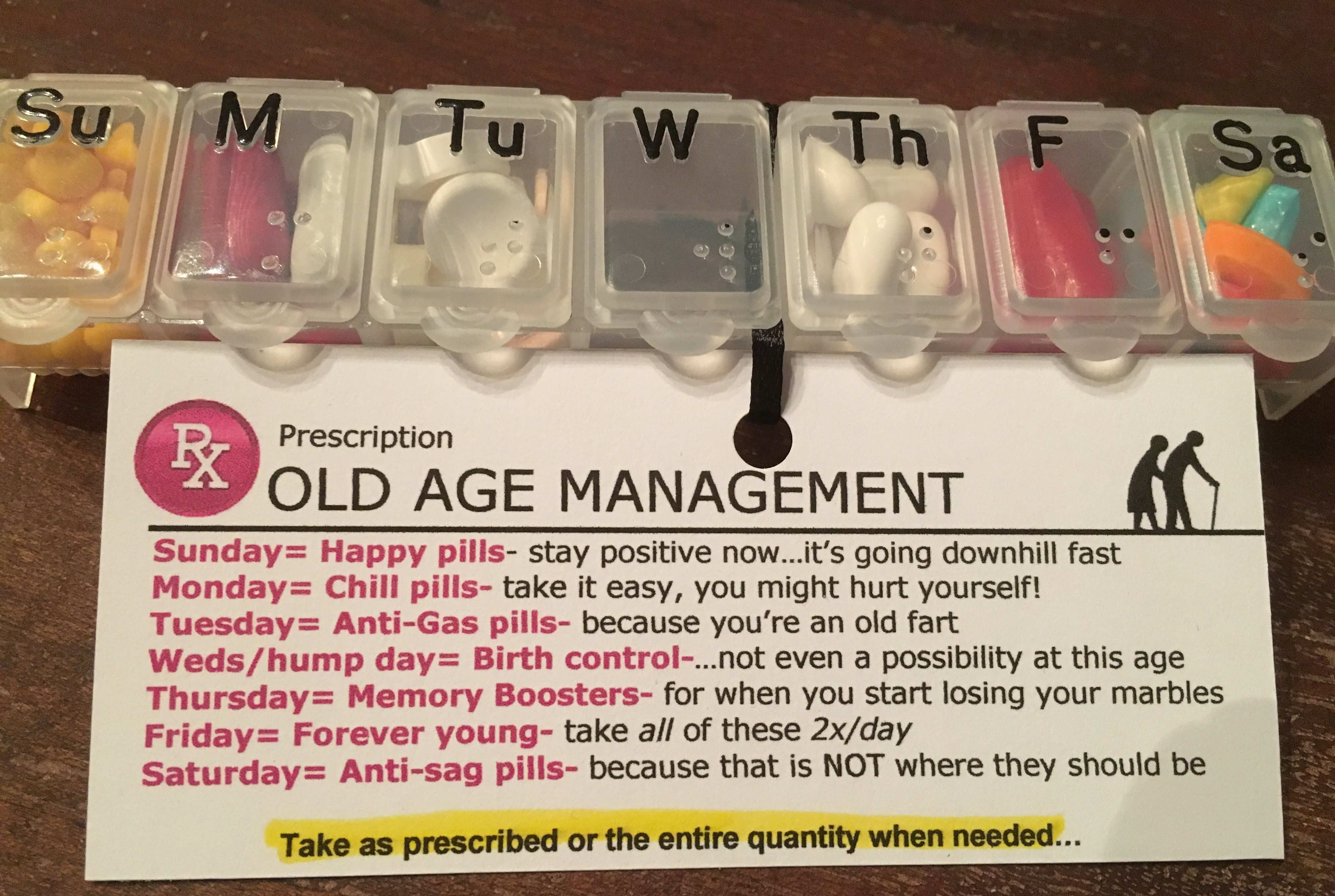 60th Birthday Gift Ideas For Mom India Moms Surprise 60th Party Favors Candy Pill Case Over The Hill Party Birthday Birthday Gag Gifts 60th Birthday Gifts 60th Party Favors