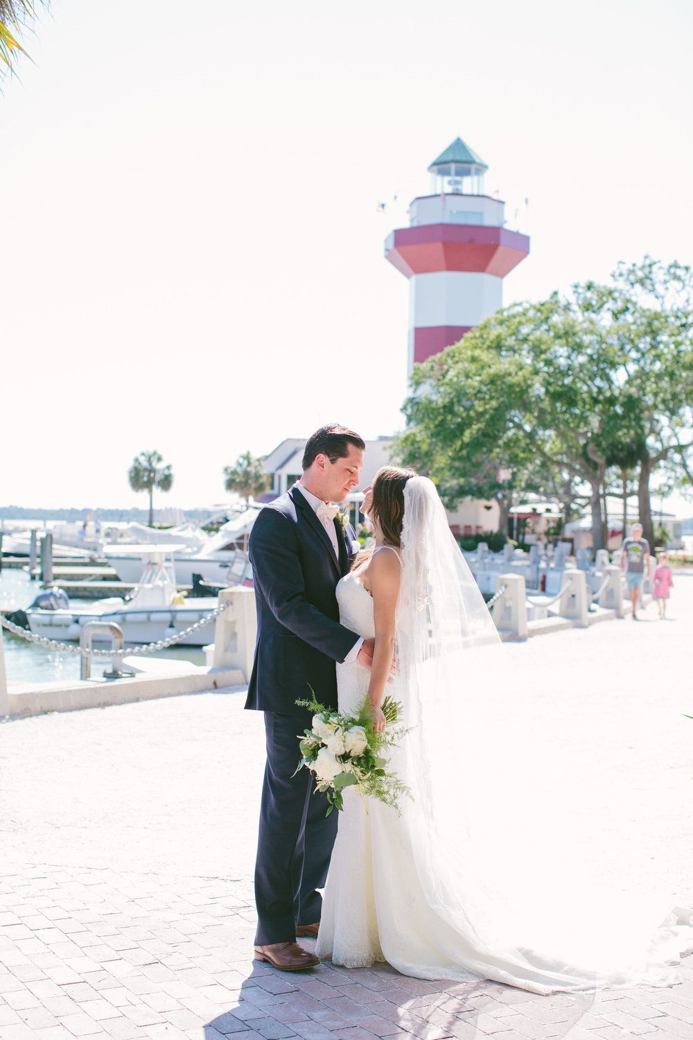 Britany Zac Relaxed Lowcountry Wedding At Sea Pines
