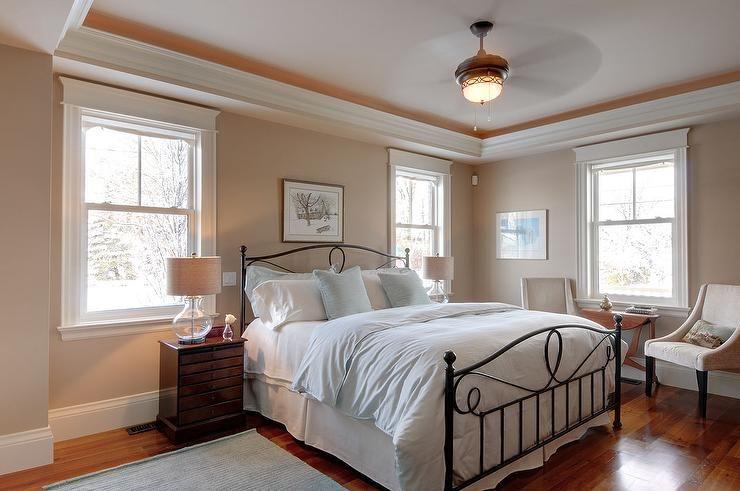 Benjamin Moore Shaker Beige Bedroom Lejla Eden Designer