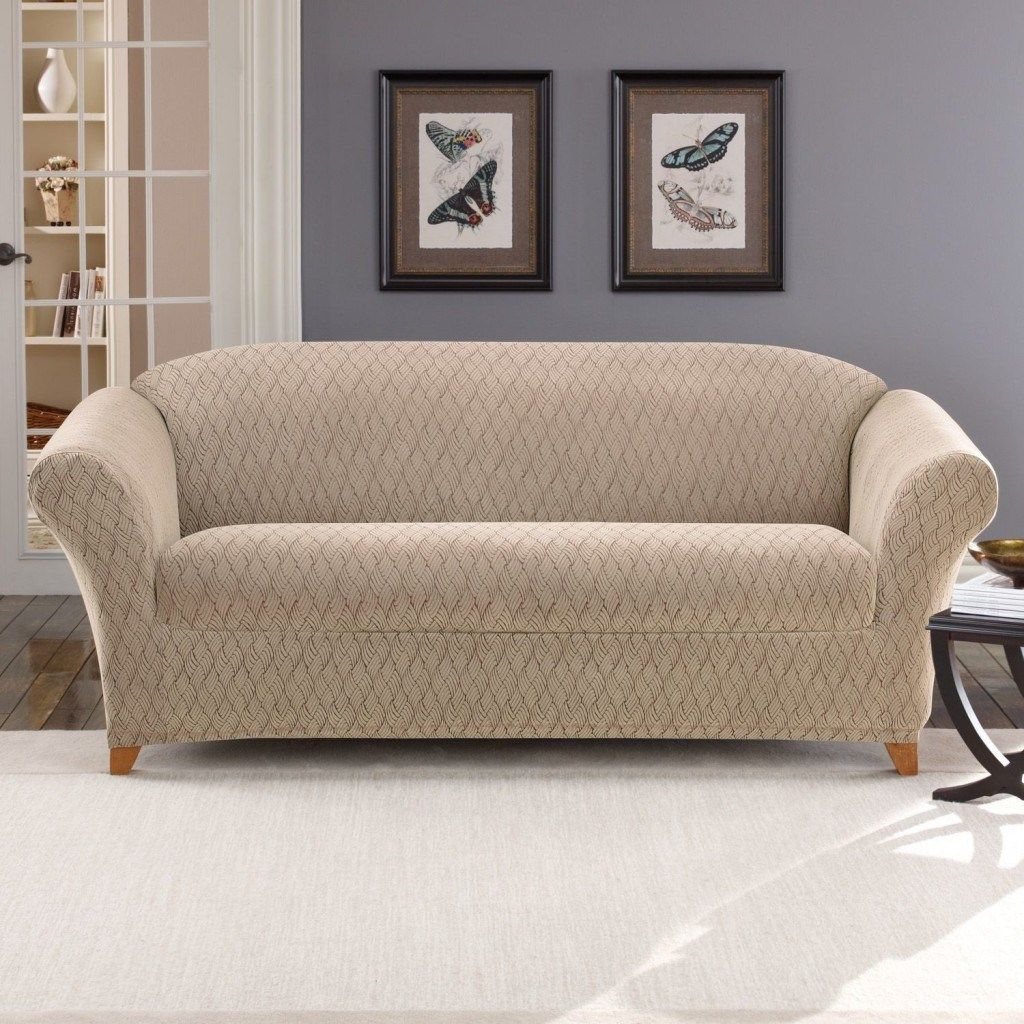 Club Chair Slipcover Stretch Sofa Covers Waterproof Recliner Covers Bed Bath And Beyond Couch Covers T Slipcovers For Chairs Loveseat Slipcovers Recliner Cover