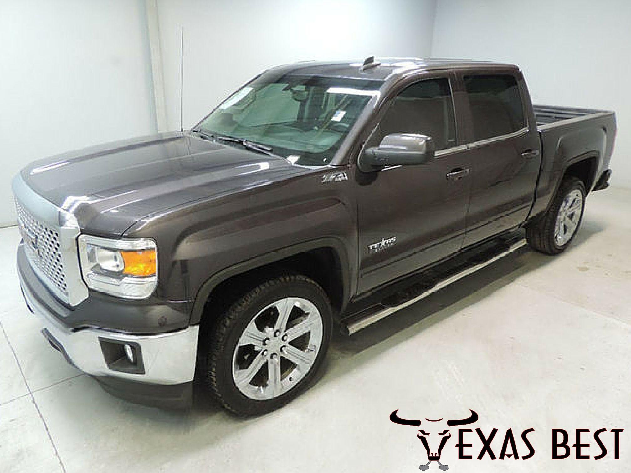 2015 gmc sierra texas edition truck