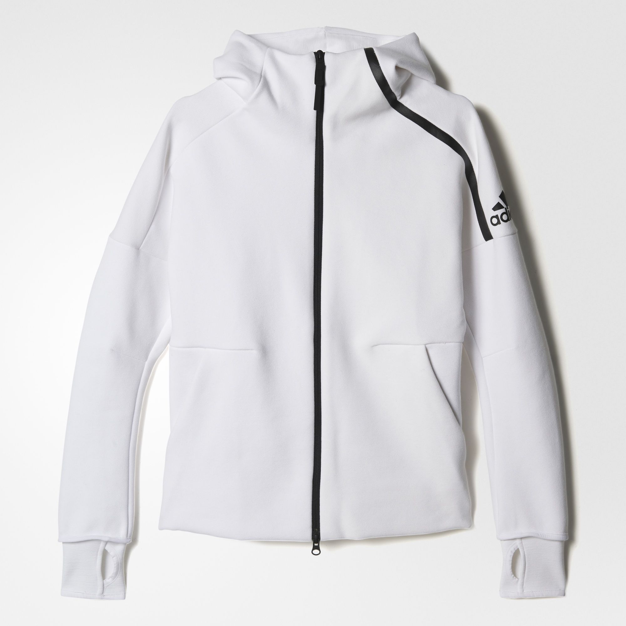adidas zne fast release hoodie damen schwarz