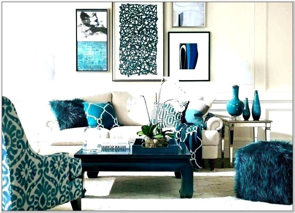 Beige And Turquoise Living Room Ideas In 2020 Brown Living Room Decor Teal Living Rooms Living Room Turquoise #turquoise #and #brown #living #room #ideas