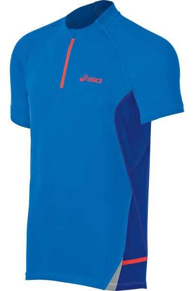 asics trail running shirt