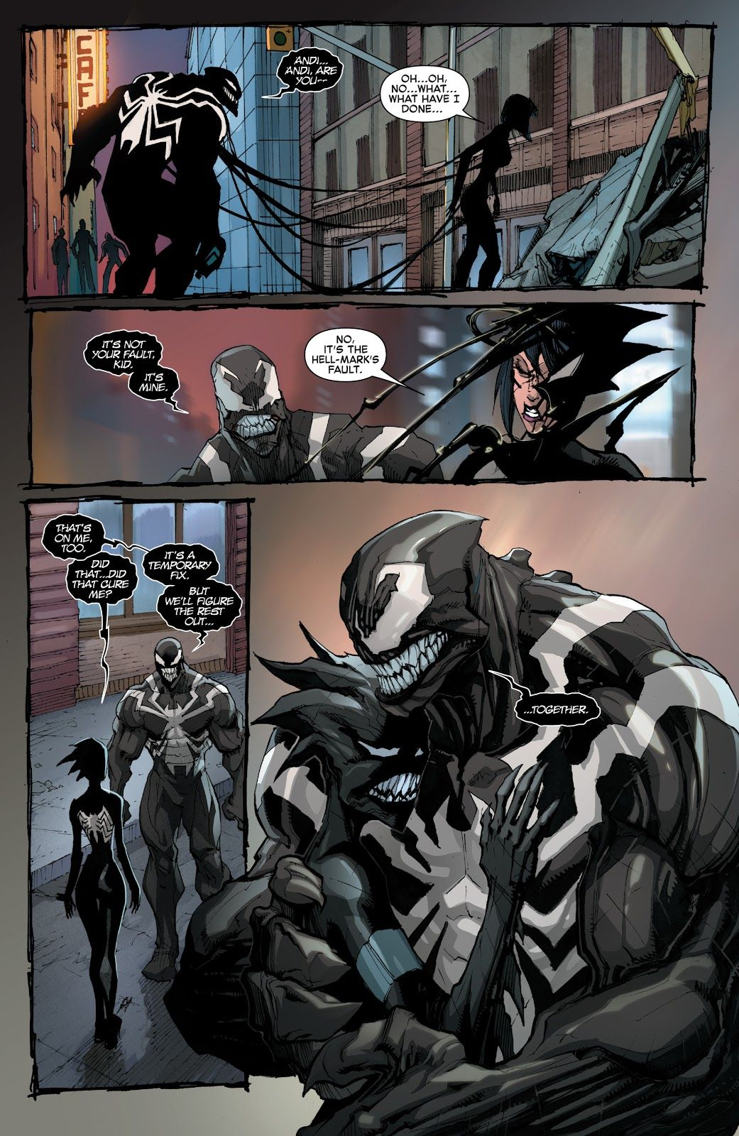 Venom Space Knight Issue 13