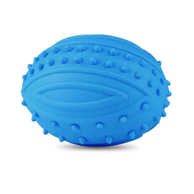 Airsspu Dog Toys Balls Iq Treat Ball Rubber Dog Chew Toy Dog