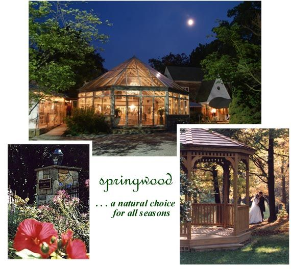Indoor/Outdoor Wedding Ceremony And Wedding Receptions