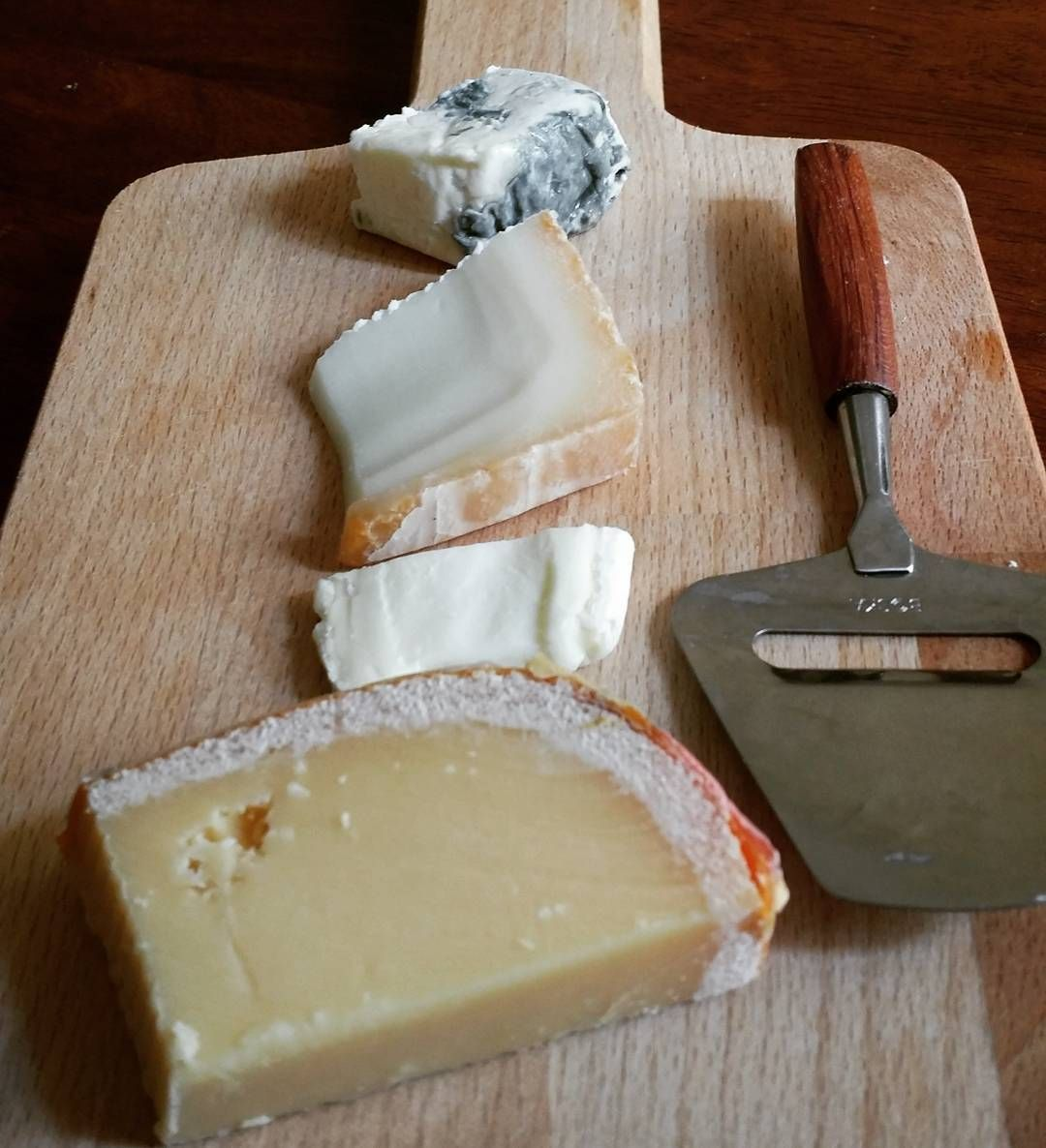 When I've combined my world of craft beers with the best cheeses from all over…