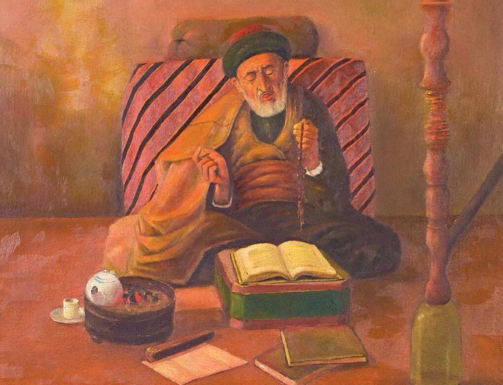 Sufi Kitap 🏡 #EvdeyimOkuyorum on Twitter | Painting, Coffee and books, Art