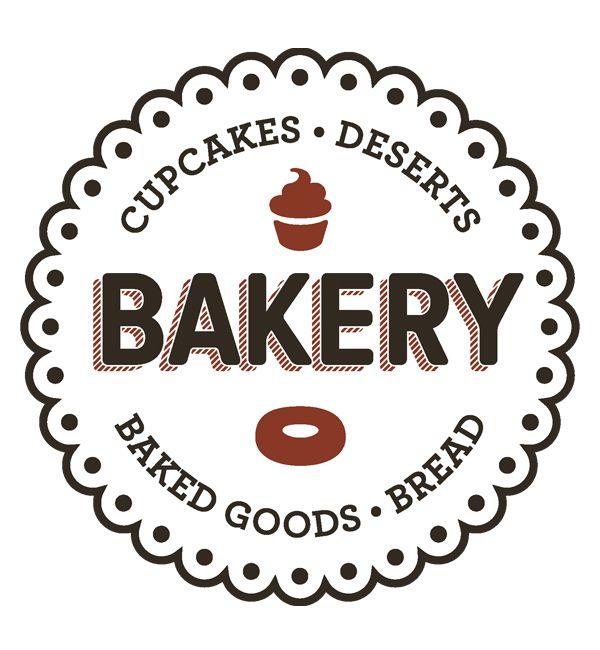 Cupcake Deserts Bakery Logo Freelogos Bakerylogo Vectorlogos