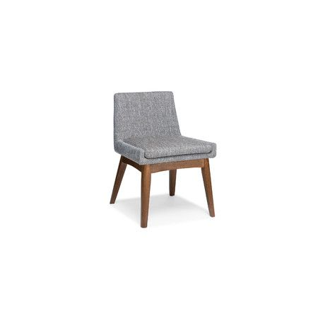 Chanel Coral Cocoa Dining Chair Modern, Mid Century And Scandinavian  Furniture