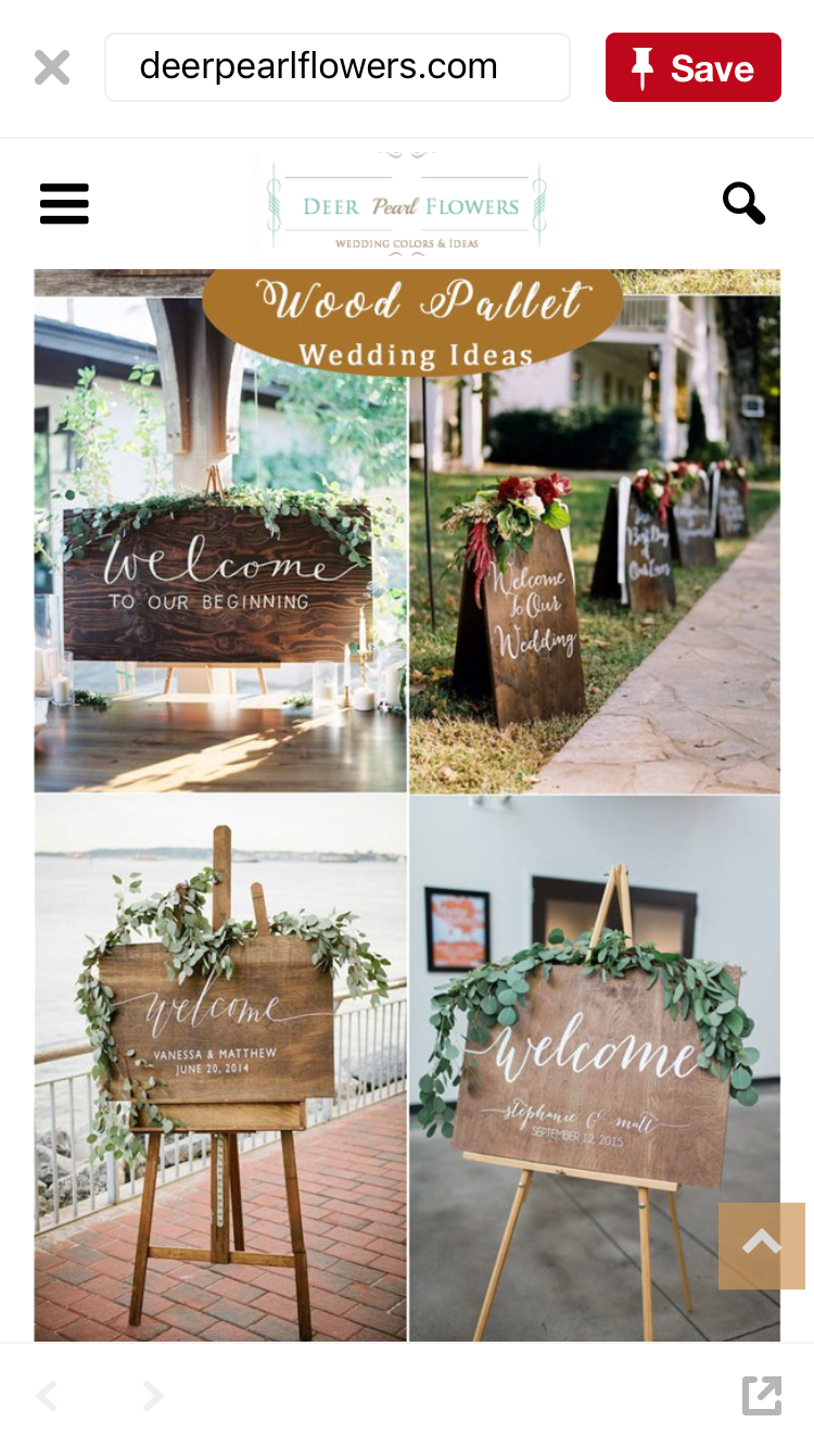 40 Greenery Eucalyptus Wedding Decor Ideas | Deer Pearl