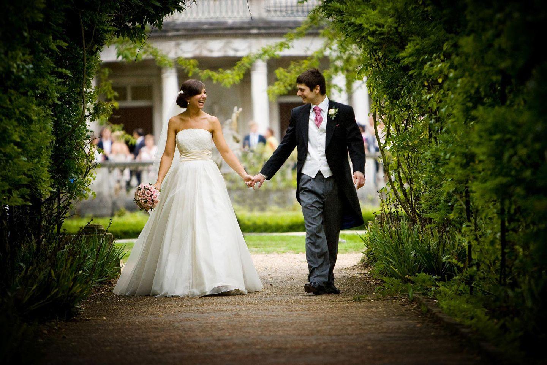 Guava wedding dresses  Grove House wedding photographer  Photographers and Weddings