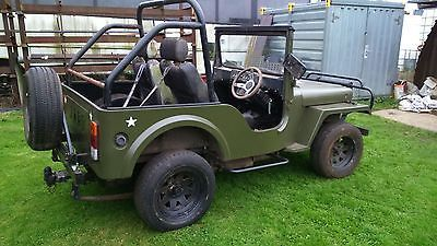 Ebay Jago Jeep Willys Jeep Replica 2l Pinto Engine Winter