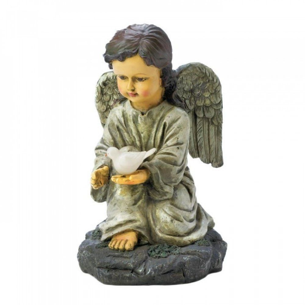 Small Angel Statues For Graves: Bedding, Furniture, Electronics, Jewelry